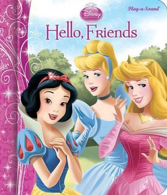 Disney Princess - Hello, Friends