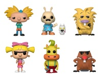 Nickeloden: Series 2 - Pop! Vinyl Bundle (with chances for Chase versions!)