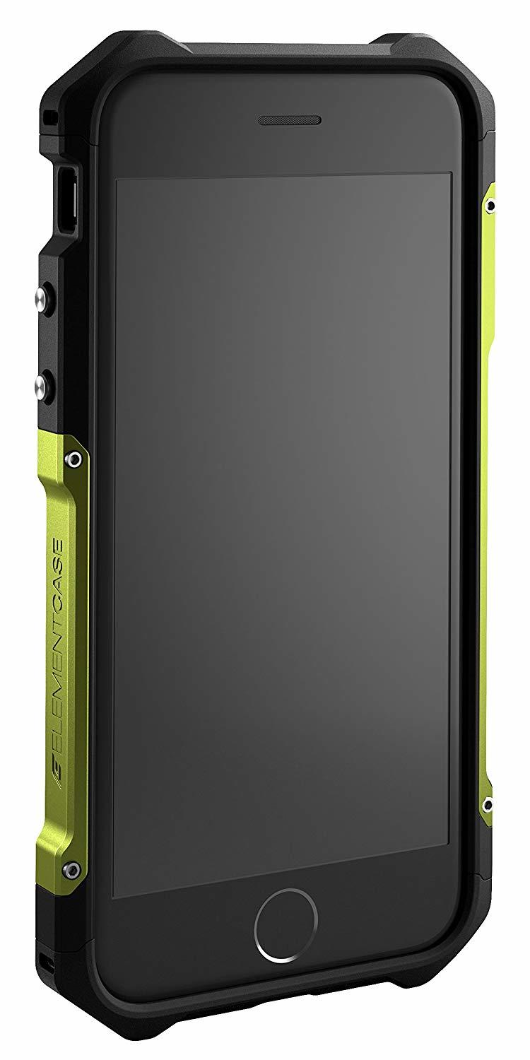 buy popular 73dae 56bfb Element: Case Sector Citron - iPhone 7