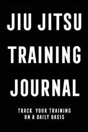 Jiu Jitsu Training Journal by Damdekoli