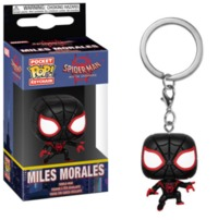 Spider-Man: ITSV - Miles Morales Pocket Pop! Key Chain