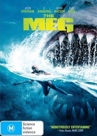The Meg on DVD
