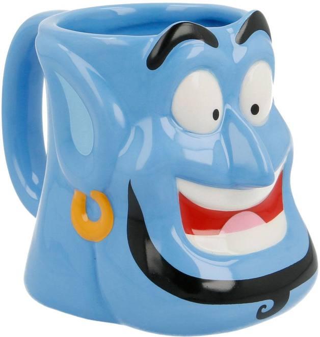 Aladdin: 3D Mug Genie