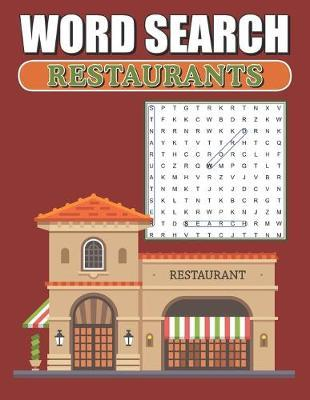 Word Search Restaurants by Greater Heights Publishing