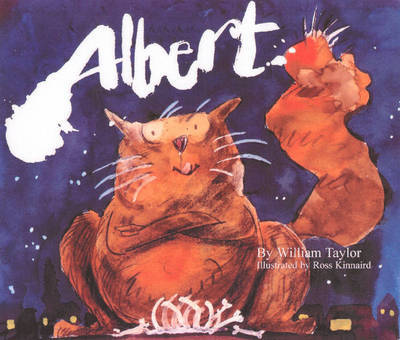 Albert the Cat by William Taylor image