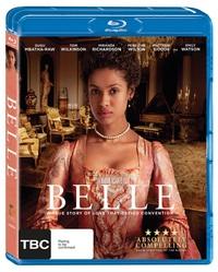 Belle on Blu-ray