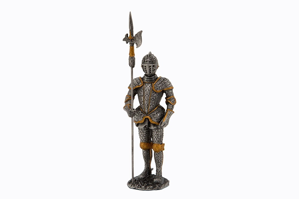 Dal Rossi Medieval Knight Figurine - Fendrel image