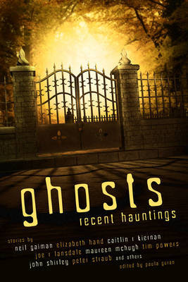 Ghosts: Recent Hauntings by Peter Straub image