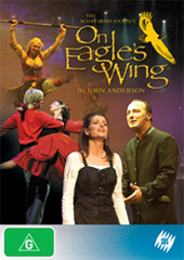 On Eagle's Wing on DVD
