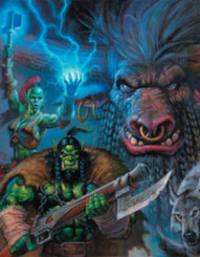 World of Warcraft: Bloodsworn HC by Doug Wagner