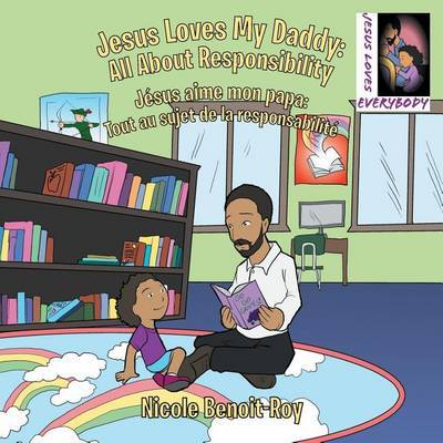 Jesus Loves My Daddy by Nicole Benoit-Roy image
