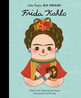 Frida Kahlo by Eng Gee Fan