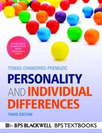 Personality and Individual Differences by Tomas Chamorro-Premuzic