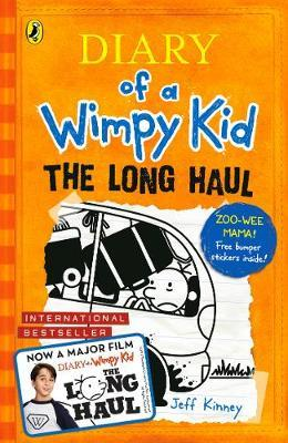 Diary of a Wimpy Kid: The Long Haul (Book 9) by Jeff Kinney