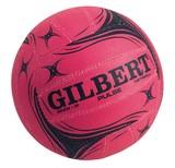 Gilbert Pulse Netball-Pink (Size 4)