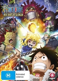 One Piece: Heart Of Gold - TV Special on DVD