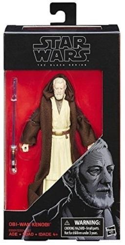 "Star Wars The Black Series: 6"" Obi Wan Kenobi"