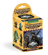 Pathfinder Battles: Skull & Shackles Booster Pack
