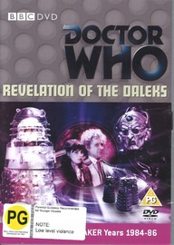 Doctor Who: Revelation of the Daleks on DVD