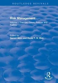 Risk Management by Gerald Mars
