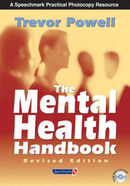 The Mental Health Handbook by Trevor J. Powell image