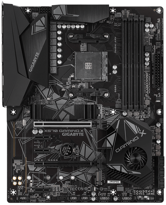 Gigabyte X570 Gaming X Motherboard