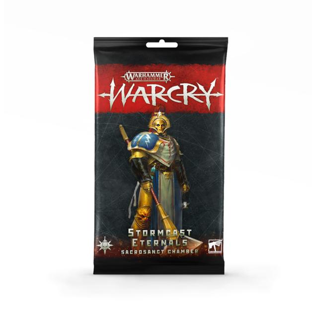 Warcry: Stormcast Sancrosanct Cards