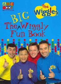 The Big Wiggly Fun Book image