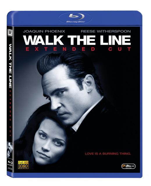 Walk The Line (2 Disc Set) on Blu-ray image