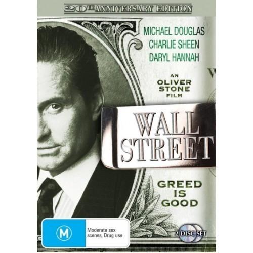 Wall Street on DVD