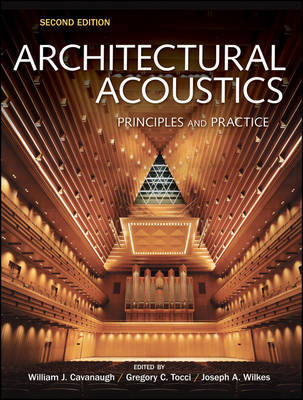 Architectural Acoustics by William J. Cavanaugh image