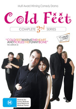 Cold Feet - Complete Series 3 (2 Disc Set) on DVD
