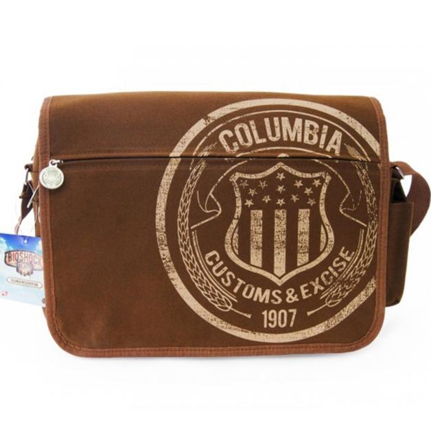 Bioshock Columbia Messenger Bag
