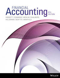 Financial Accounting 9E Binder Ready Version by John Hoggett