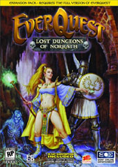 Everquest Lost Dungeons of Norrath for PC