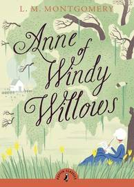 Anne of Windy Willows by L Montgomery