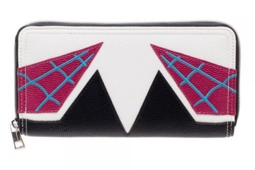 Marvel: Spider Gwen Zip Wallet image