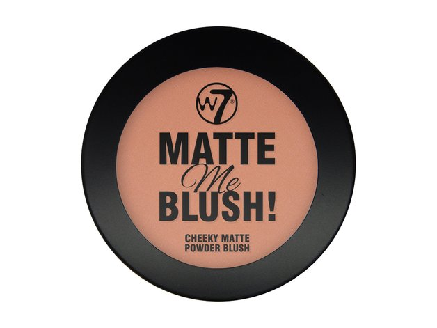 W7 Matte Me Blush (Going Out)