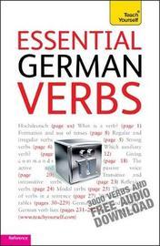 Essential German Verbs: Teach Yourself by Silvia Robertson
