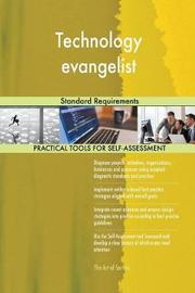 Technology Evangelist Standard Requirements by Gerardus Blokdyk image