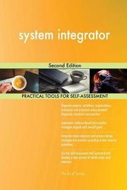 System Integrator Second Edition by Gerardus Blokdyk image