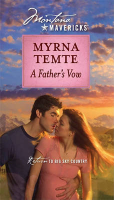 A Father's Vow by Myrna Temte image