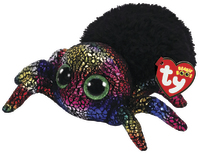 Ty Beanie Boo: Halloween Spider - Small Plush