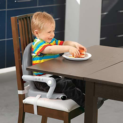 Chicco: Pocket Snack Booster Seat - Grey image