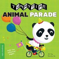 TummyTime: Animal Parade by Duopress Labs