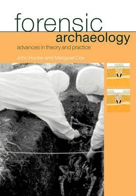 Forensic Archaeology by John Hunter image