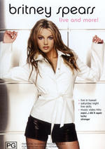 Britney Spears - Live and More! on DVD