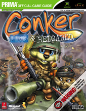 Conker: Live and Reloaded - Prima Official Guide for Xbox
