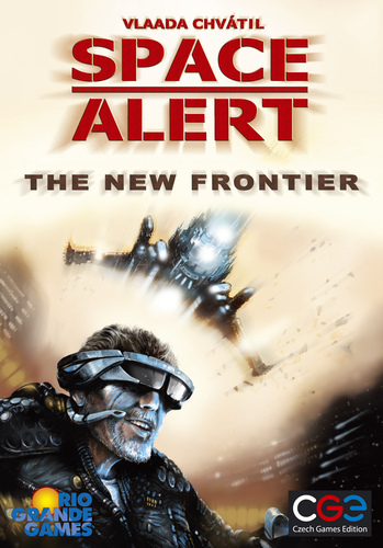 Space Alert Expansion: The New Frontier