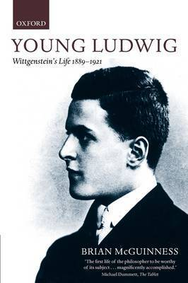 Young Ludwig by Brian McGuinness